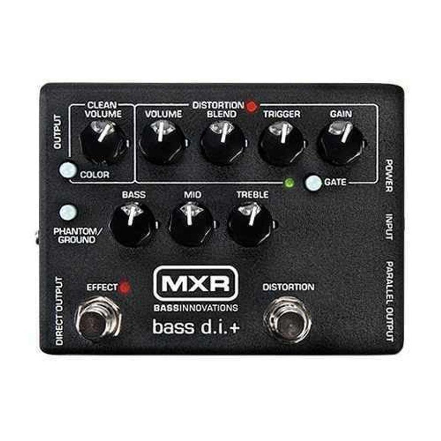 Mxr-Pedal-De-Efecto-Para-Bajo-Distorsion-Y-Ecualizador-M80