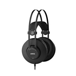 Auricular-Akg-K52-Cerrado-Profesional-Para-Estudio-Grabacion