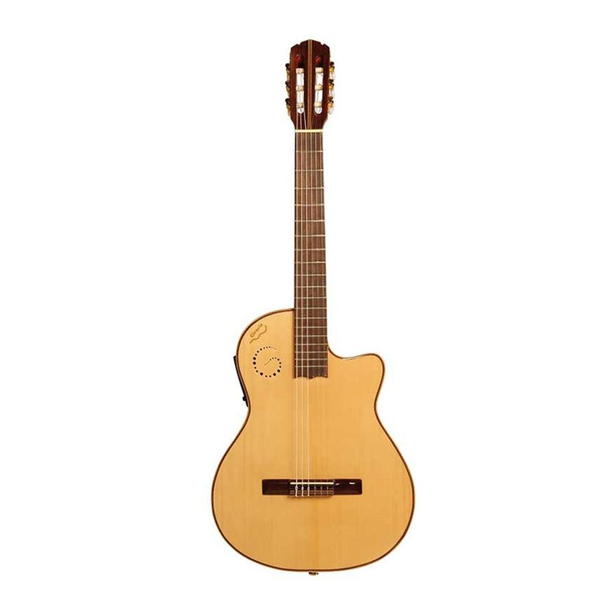 Guitarra-Clasica-Con-Corte-Media-Caja-Tipo-Godin-Ecualizador