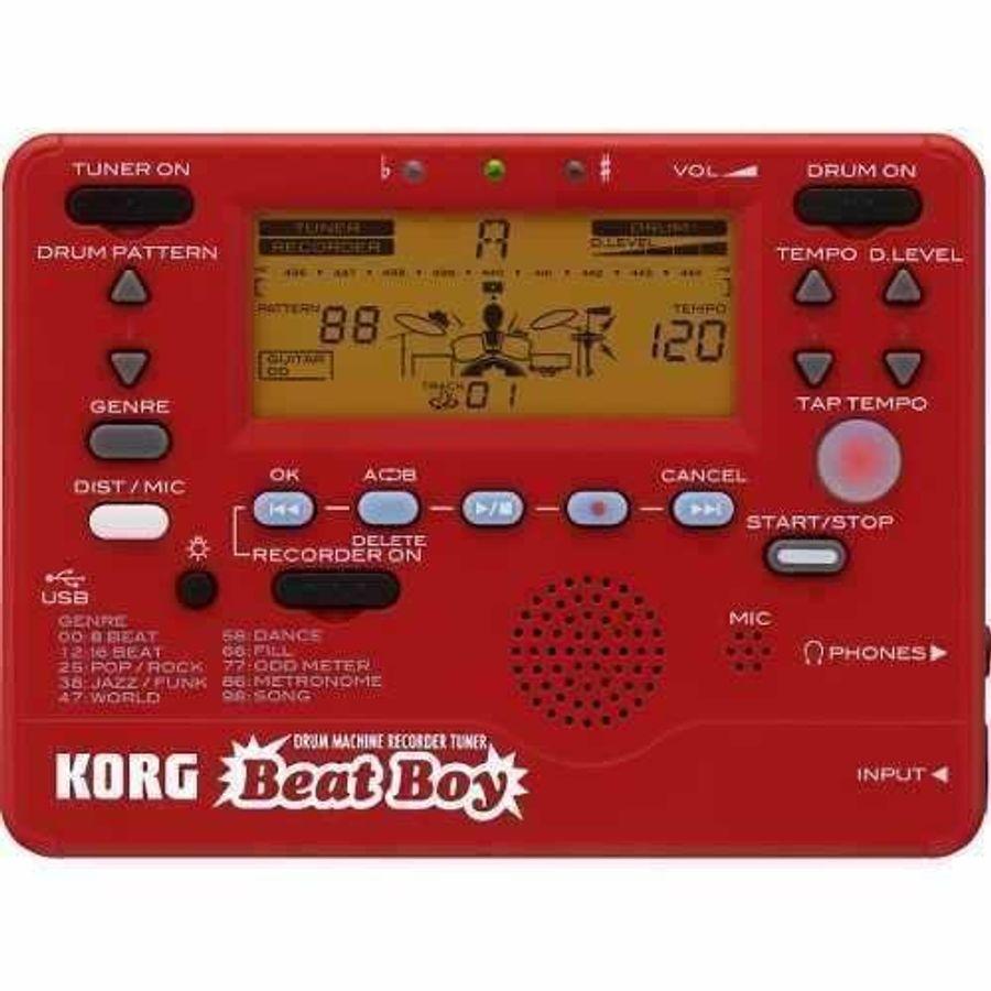 Korg-Bateria-Electronica-Grabador-Afinador-Beatboy