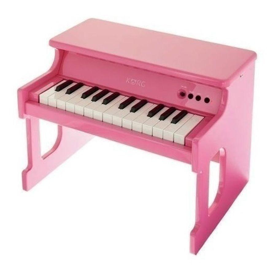Piano-Digital-Korg-Para-Niños-Con-Teclas-Reales-Tiny-Piano