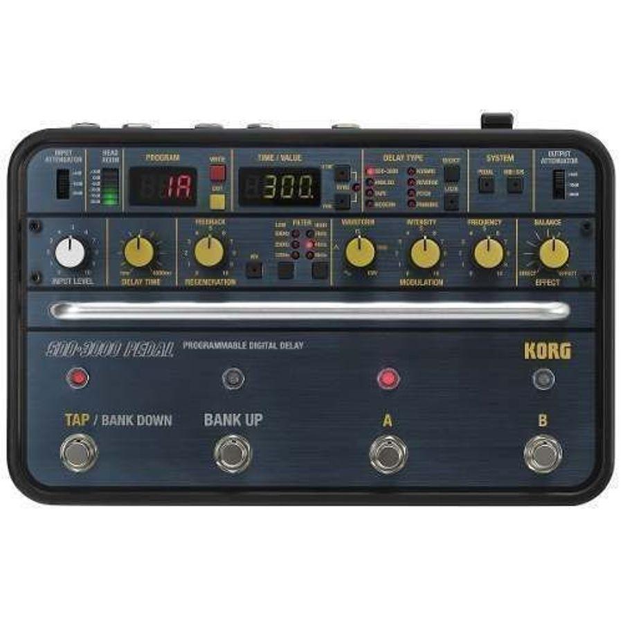 Korg-Delay-Digital-Programable-Pedal-Sdd-3000