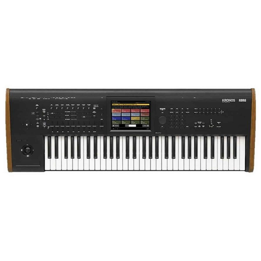 Sintetizador-Korg-Workstation-Sampler-61-Teclas-Kronos2-61