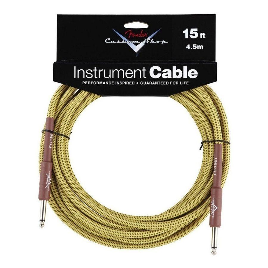 Cable-Fender-Serie-Custom-Shop-45-Metros-Tweed-Mallado