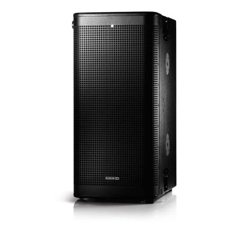 Subwoofer-Line-6-Stagesource-L3s-Acti2vias1200w-2x12-Bass