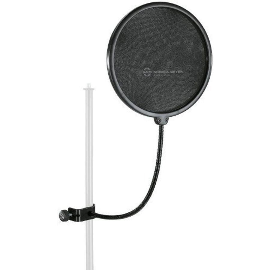 Antipop-De-Estudio-Koing---Meyer-Para-Microfonos-Condenser