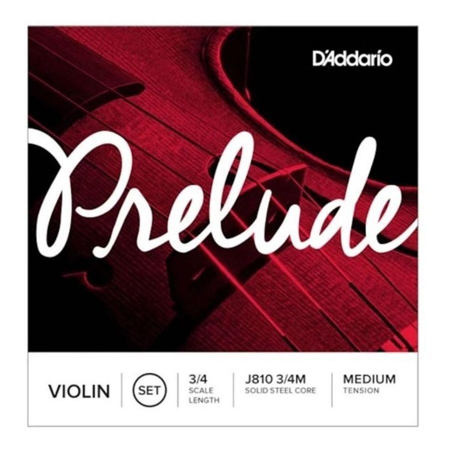 Encordado-Daddario-Para-Violin-3-4-Prelude-T--Media-J8103-4m