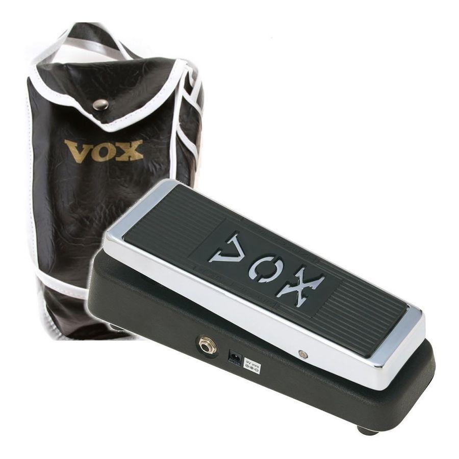Vox-Pedal-Wah-Analogico-V847-Efecto-Wah-Wah-Con-Entrada--Input-Y-Salida--Output-De-Chasis-Metalico-E-Incluye-Funda