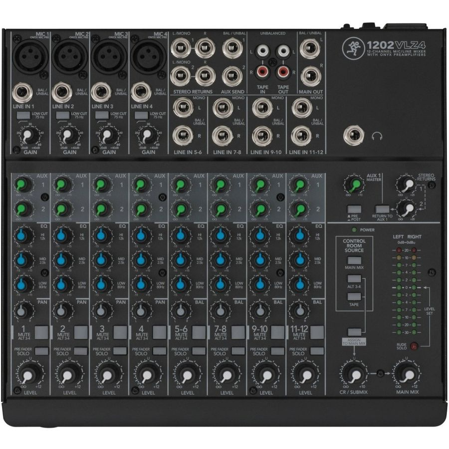 Mixer-12-Canales-Mackie-1202vlz4---4xlr---4st-2-Aux-3bd-Eq