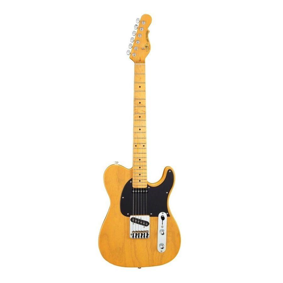 Guitarra-Electrica-Asat-Classic-G-l-Telecaster-Blonde
