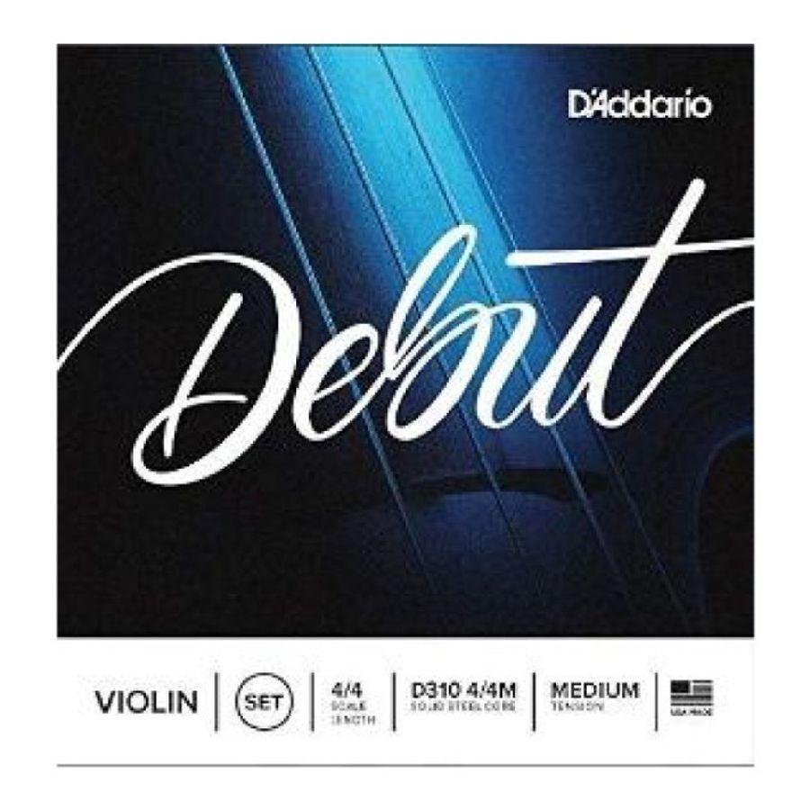 Encordado-Para-Violin-D-addario-4-4-D310