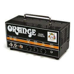 Cabezal-Orange-Dark-Terror-100--Valvular-15-Watts-High-Gain