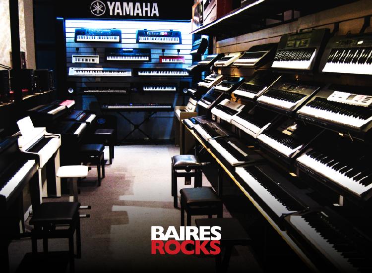 Showroom – Baires Rocks