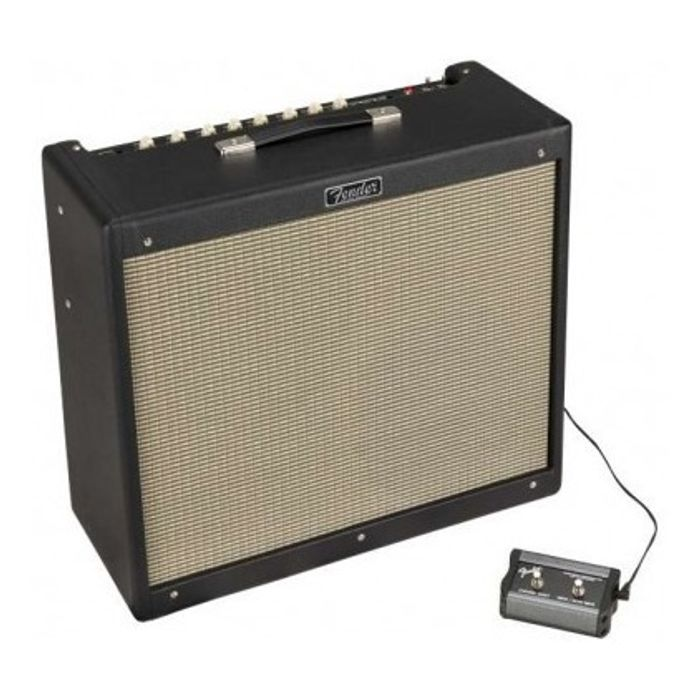 Amplificador-Para-Guitarra-Fender-Hot-Rod-Deville-Black