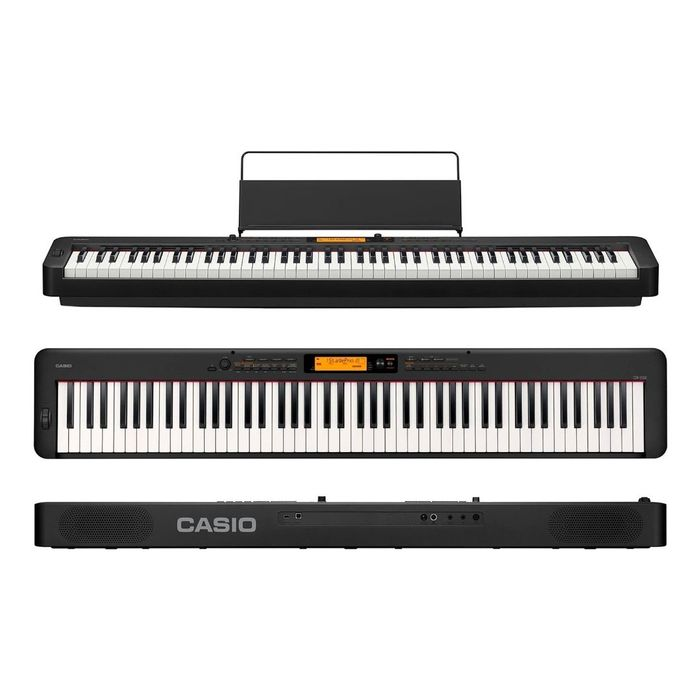 Piano-Digital-Casio-Cdp-s350bk-88-Teclas-Sensitivo---Fuente