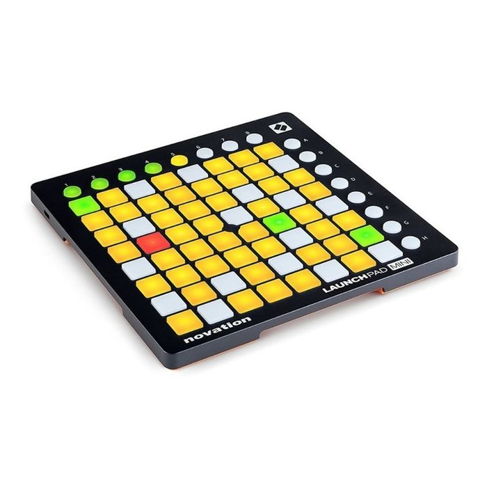 Controlador-Novation-Launchpad-Mini-Mk2-Ableton-Dj-Usb-Midi