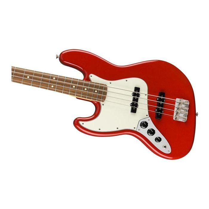 Bajo-Electrico-Fender-Player-Jazz-Bass-Zurdo-Sonic-Red