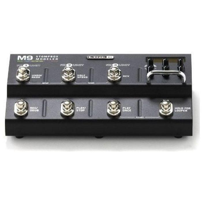 Pedalera-Line-6-Efectos-Looper-Afinador-Modelo-M9-Stompbox