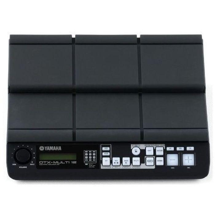 Bateria-Electronica-MultiPad-Yamaha-Dtxm12-Usb