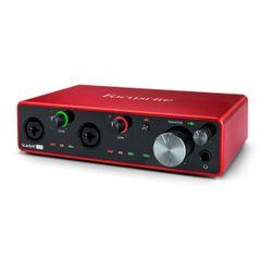 Placa-De-Sonido-Interface-Focusrite-Scarlett-4i4-De-3era-Generacion-Con-Entradas-Midi-Canon-Plug-Grabacion-Home-Studio