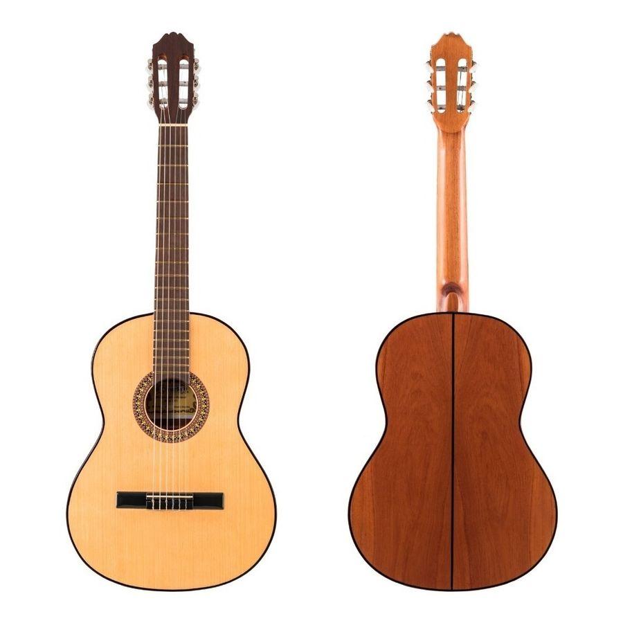 Guitarra-Clasica-Criolla-Gracia-M9-Caoba-Tapa-Pino