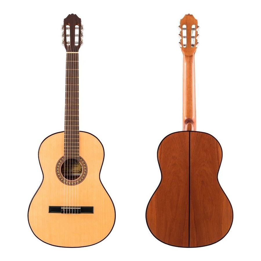 Guitarra-Clasica-Criolla-Gracia-M9-Eq-Sistema-Fishman