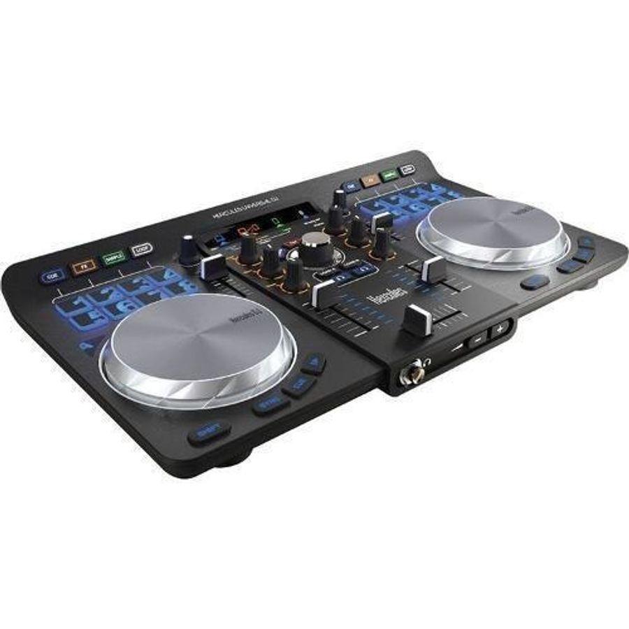 Controlador-Mixer-Hercules-Universal-Dj-Bluetooth