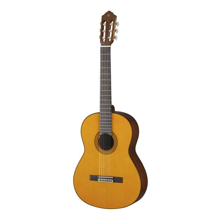 Guitarra-Criolla-Clasica-Yamaha-C80-Cuerdas-De-Nylon-Picea