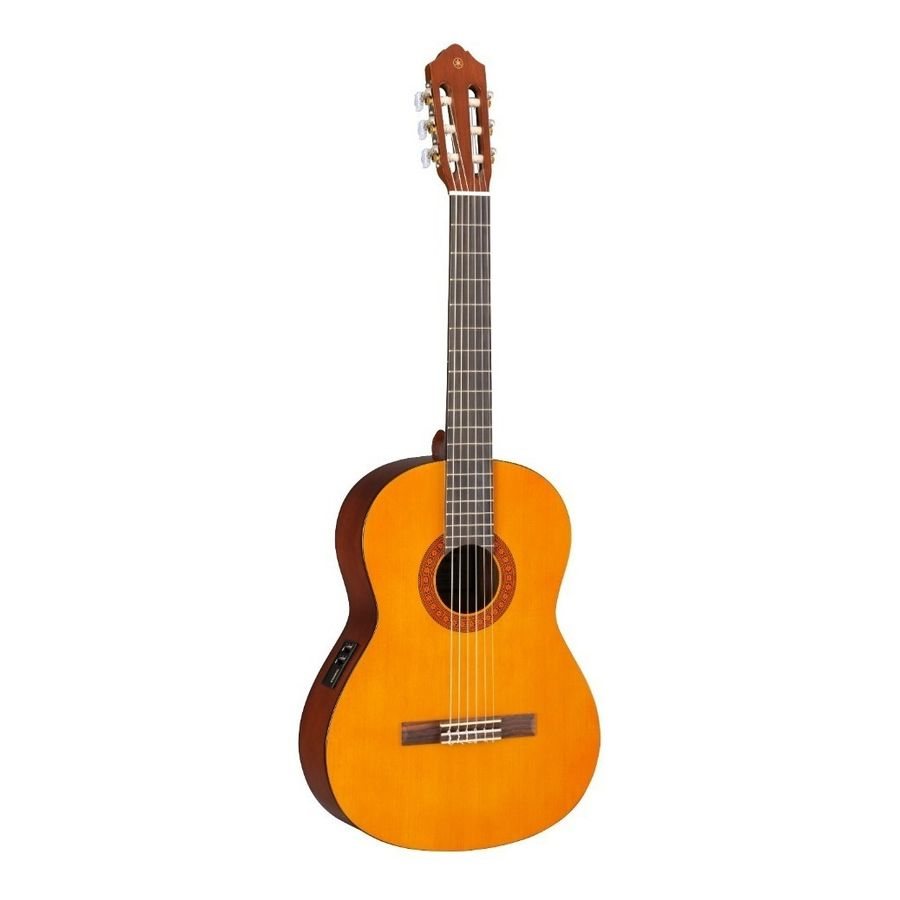 Guitarra-Electro-Criolla-Clasica-Yamaha-Cx40-Cuerdas-Nylon