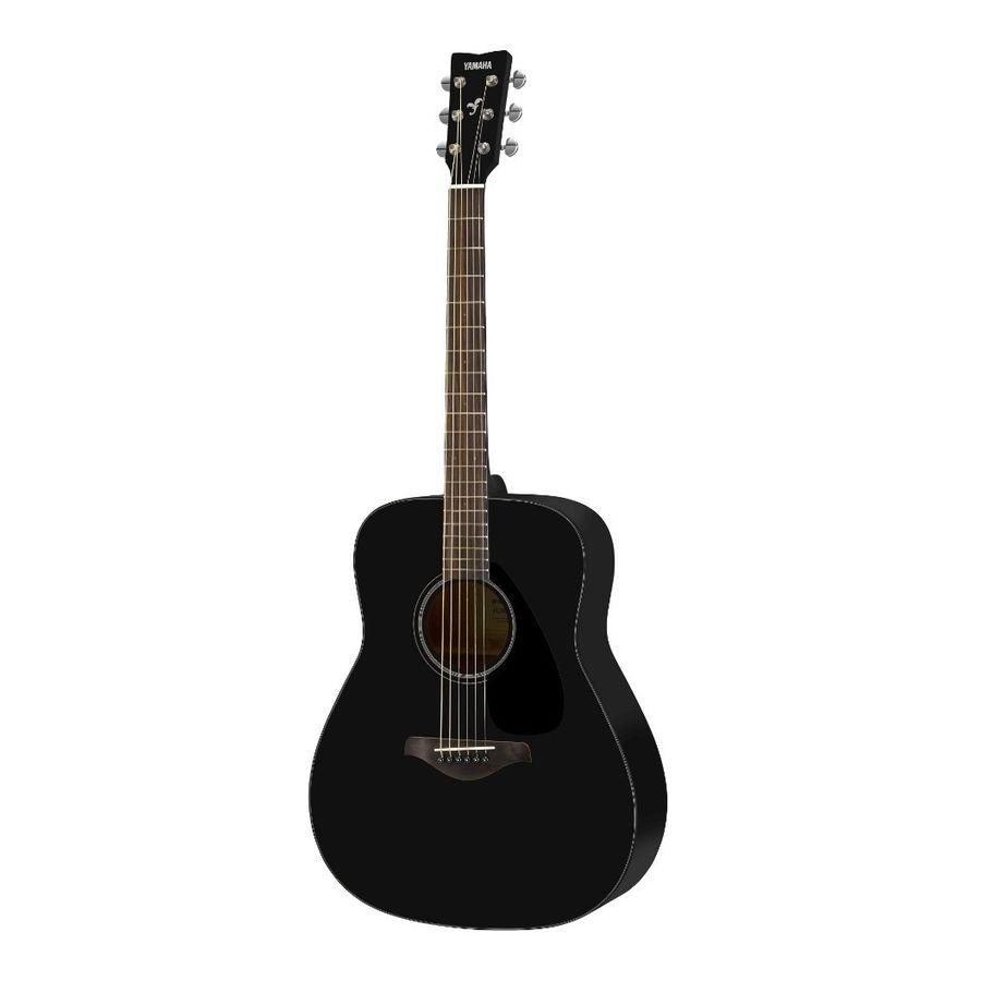 Guitarra-Acustica-Yamaha-Fg800-Dreadnought-Picea-Nato