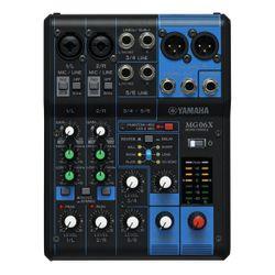 Mixer-Consola-Yamaha-Mg06x-Analogica-6-Canales-Con-Efectos