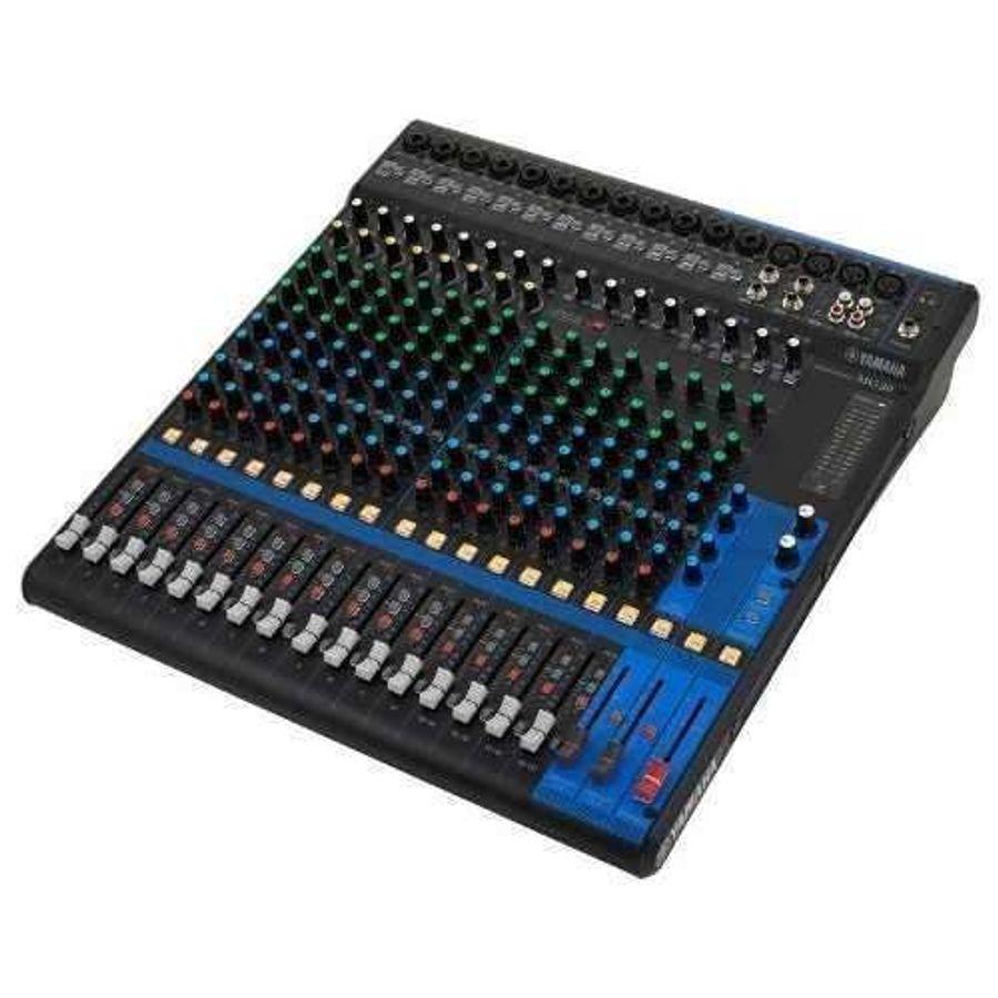 Consola-Yamaha-Mg20-De-20-Canales-Con-Eq-De-3-Bandas