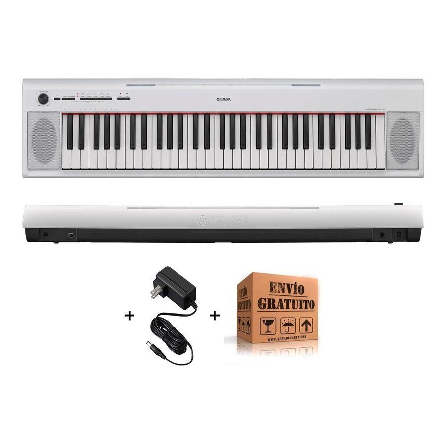 Teclado-Yamaha-Organo-Np12-Piaggero-61-Teclas-Sensitivas