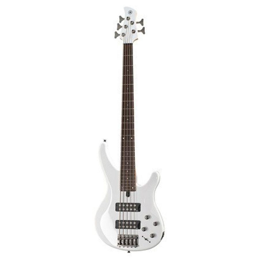 Bajo-De-5-Cuerdas-Yamaha-Trbx-305-Con-Humbucker-Ceramica