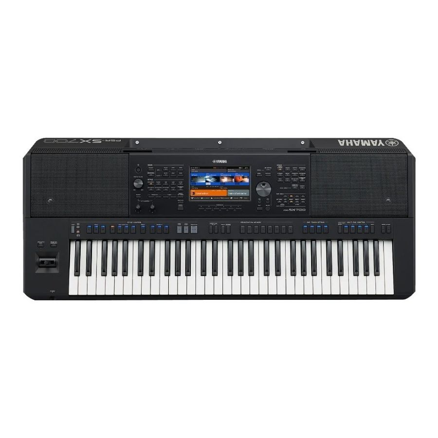 Teclado-Yamaha-Psr-sx700-5-Octavas-61-Teclas