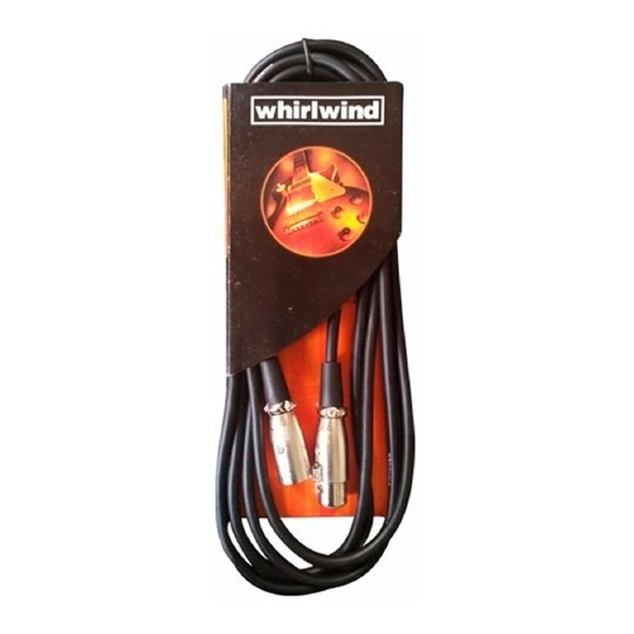 Cable-Whirlwind-Zclo10-Para-Microfono-Xlr-De-3-Metros-Serie