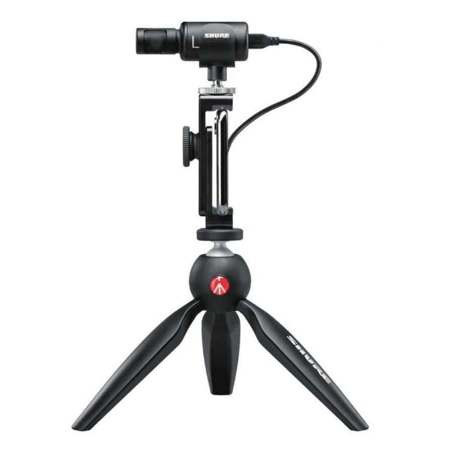 Kit-De-Video-Shure-Mv88--Con-Microfono-Condensador-Digital