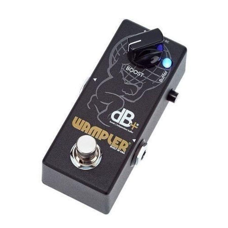 Pedal-De-Efectos-Marca-Wampler-Modelo-Booster-Modelo-Db-