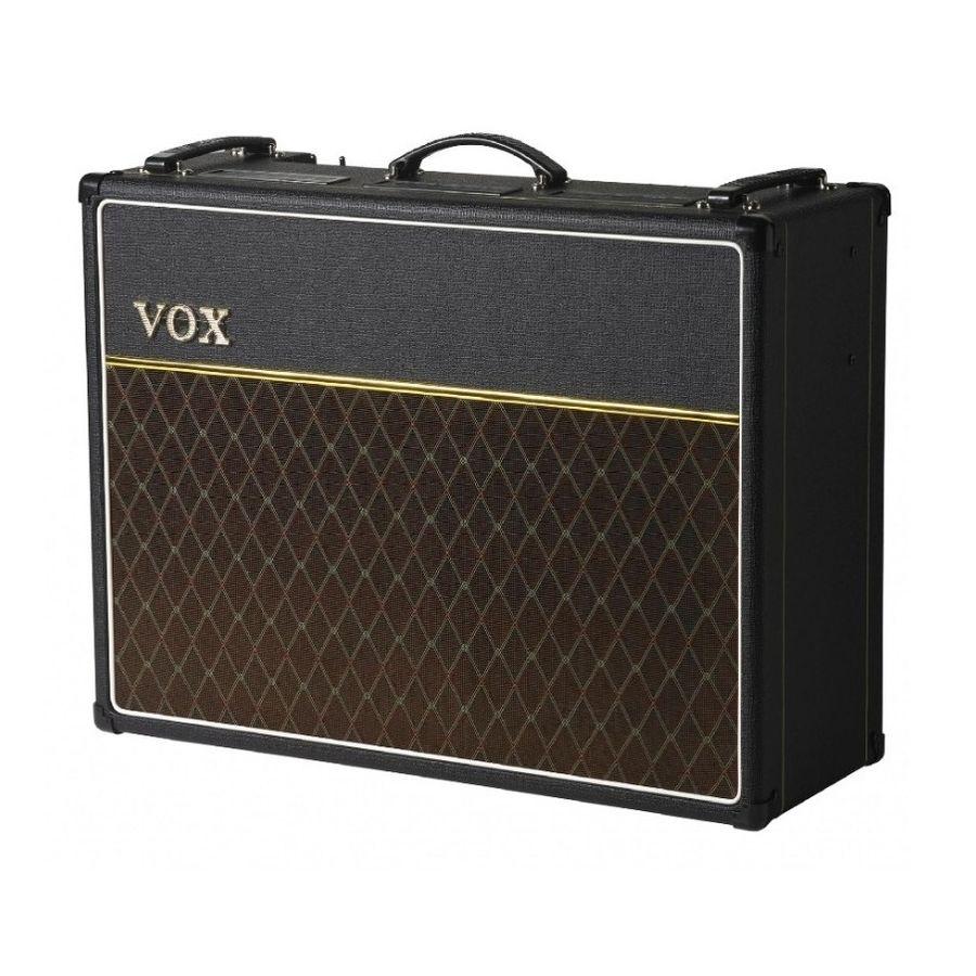 Amplificador-De-Guitarra-Vox-Combo-Valvular-30w-Ac30c2