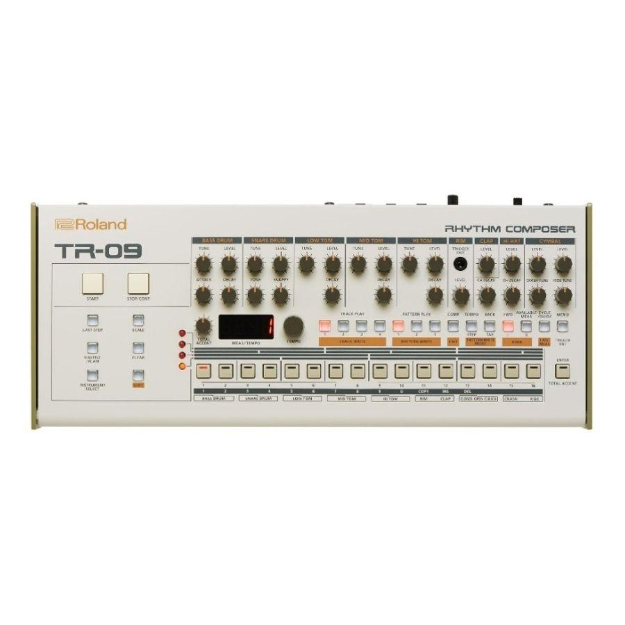 Caja-de-ritmos-Roland-TR-09-Portable-Micro-Compositor