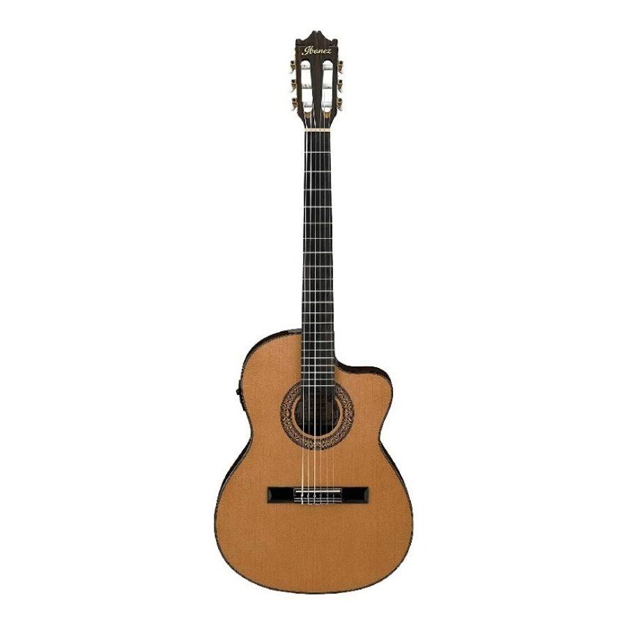 Guitarra-Electro-Criolla-Ibanez-GA5TCE-Clasica-Natural