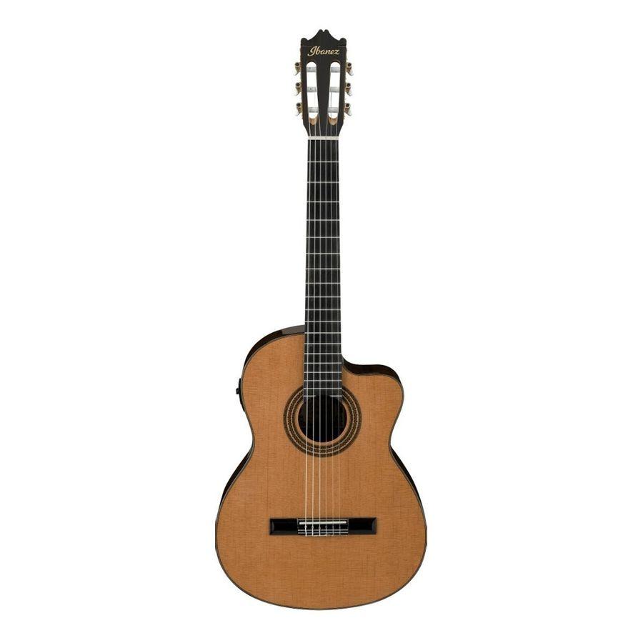 Guitarra-Electro-Criolla-Ibanez-GA6CE-AM-con-Corte-Clasica