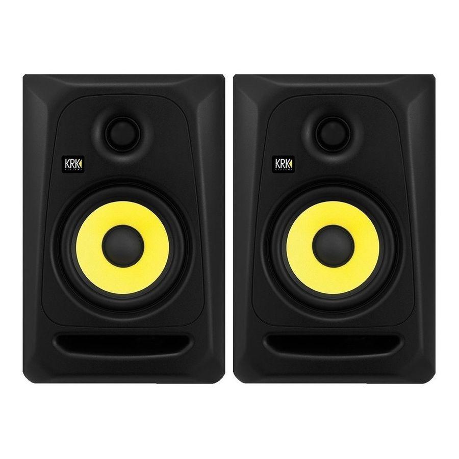 Monitores-de-estudio-KRK-CL5G3-Classic-Campo-cercano-2-vias