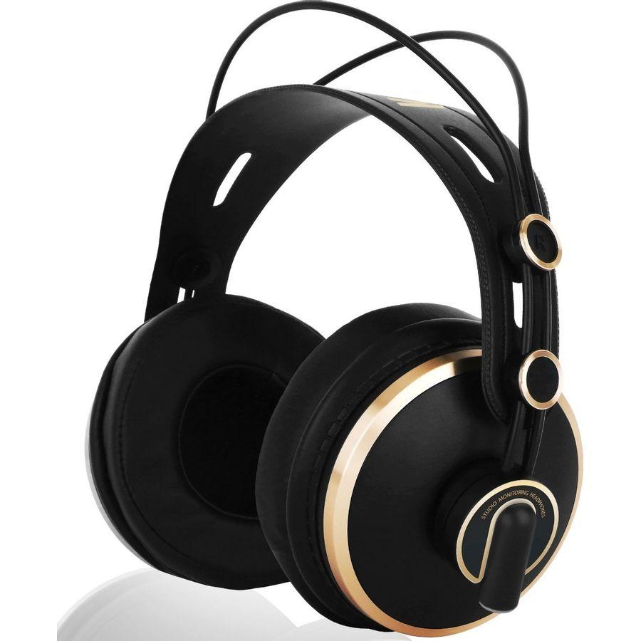 Auriculares-Kurzweil-HDS1-Profesional-Over-Ear-Estudio