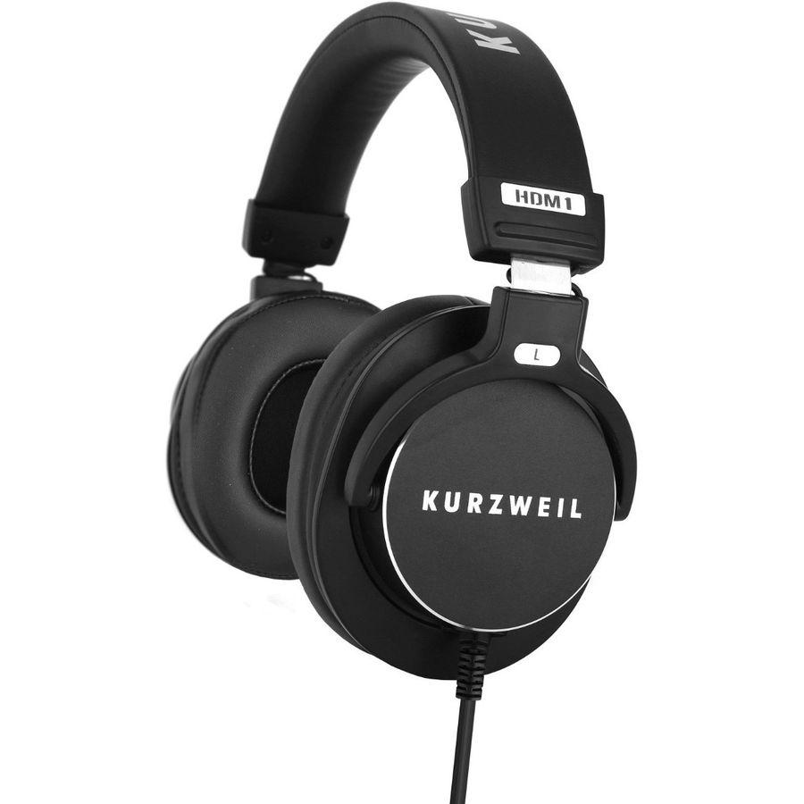 Auricular-Estudio-Profesional-Kurzweil-Hdm1-Cable-Espiral