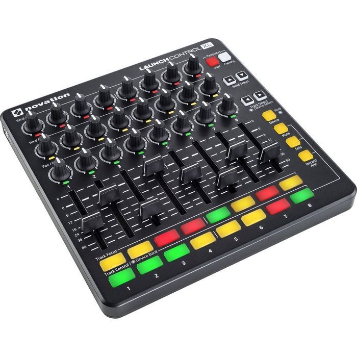 Controlador-Novation-Launch-Control-XL-p--Ableton-Live