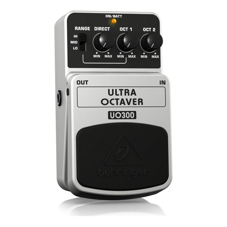 Pedal-Behringer-Uo300-Ultra-Octaver-3-Modos-True-Bypass