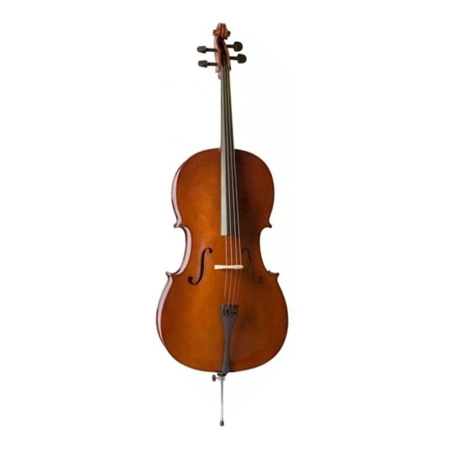 Violoncello-Stradella-Estudio-3-4-MC601134-Funda-Arco-Marron