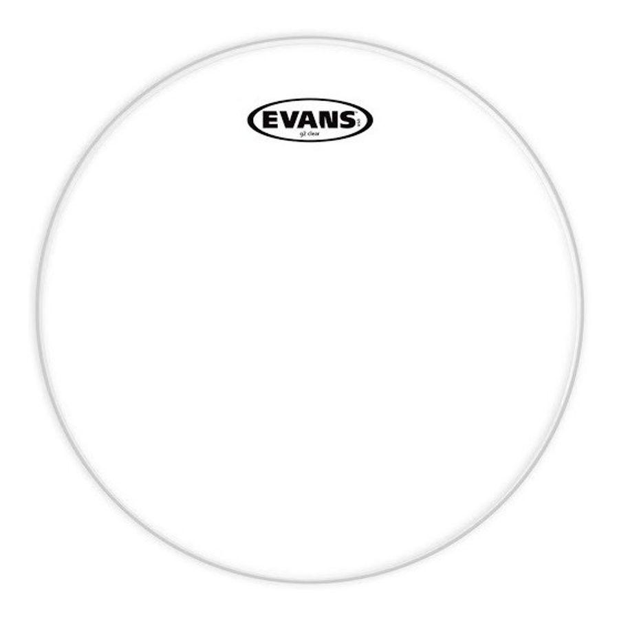 Parche-De-Bombo-Evans-De-22-G2-Transparente-Bd22g2