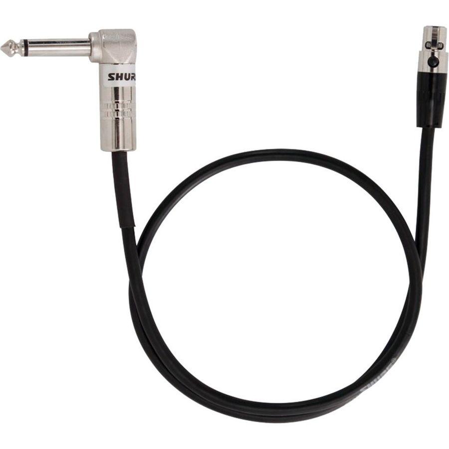 Cable-p--Instrumento-Shure-WA-304-Minicanon-Tini-G-a-Plug